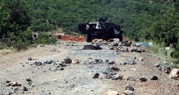 Jandarma Diyarbakır'da Operasyon Başlattı