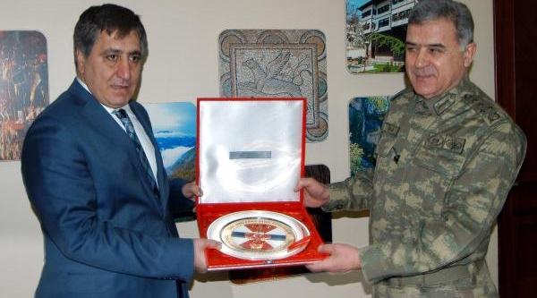 Jandarma Genel Komutani Karabük'te