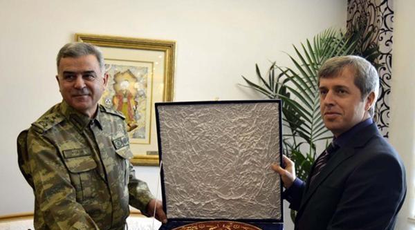 Jandarma Genel Komutanı Yörük Çanakkale'de