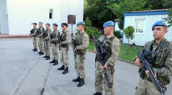 Jandarma Komandolar Görevlendirildi, Yüksek Hızlı Tren Hattında Hırsızlıklar Bıçak Gibi Kesildi