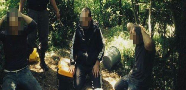 Jandarma tarih kaçakçılarına göz açtırmıyor
