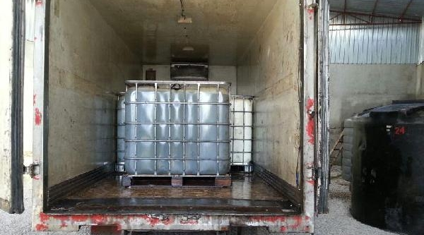 Jandarmadan Kaçak Mazot Baskini: 3 Gözalti