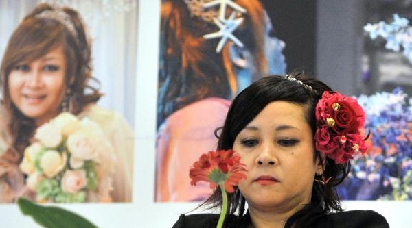 Japon Sanatçıdan İkebana Gösterisi