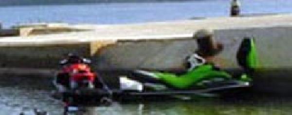 Jet Ski İle İnsan Kaçakçılığına 2 Tutuklama