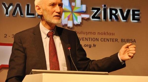 John Shook: Türkiye'nin Yönetim Sistemi Çok Güçlü