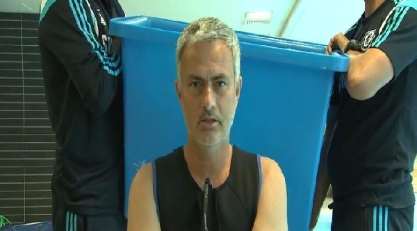 Jose Mourinho Da Als Kampanyasına Destek Oldu