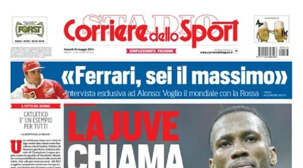 Juventus Drogba'yı Çağiriyor