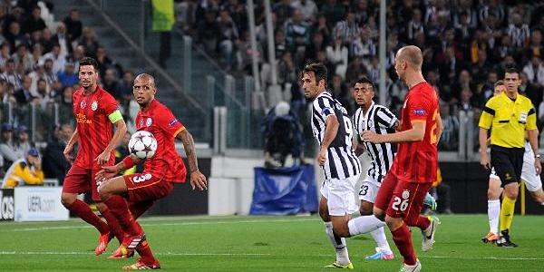 Juventus - Galatasaray Maçindan Fotoğraflar (2)