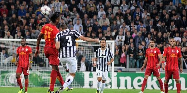 Juventus - Galatasaray Maçindan Fotoğraflar (3)