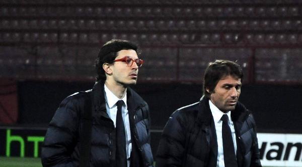 Juventus Teknik Direktörü Conte: Saygımız Var Ama Trabzonspor'u Yeneceğiz