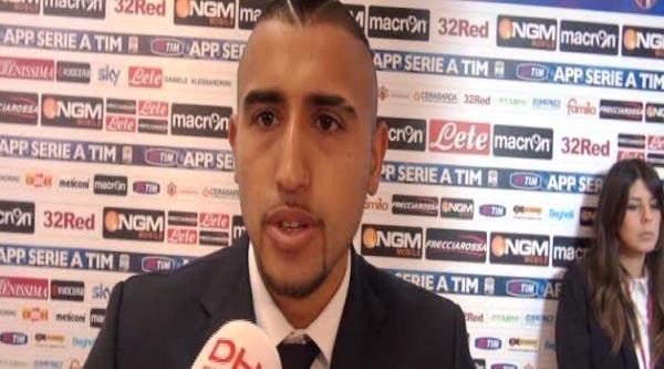 Juventuslu Vidal: