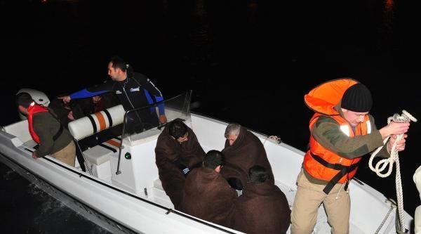 Kaçakları Taşıyan Zodyak Bot Battı: 2 Ölü, 3 Kayıp