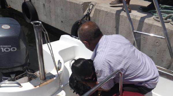 Kaçakların Teknesi Battı, 1 Çocuk Öldü, 2 Kişi Kayıp