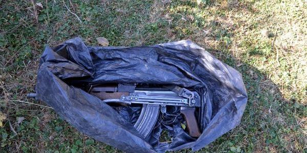 Kaçirilan Vatandaşlari Arayan Jandarma, 1 Ton Esrar Buldu
