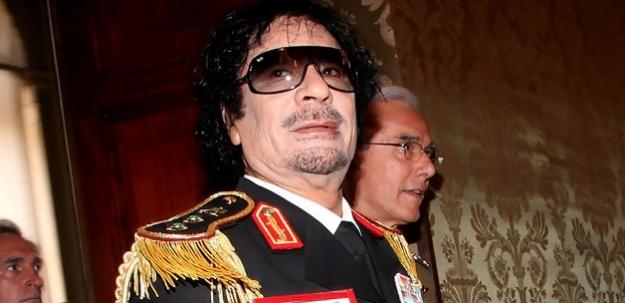 Kaddafi'yle ilgili flaş iddia!