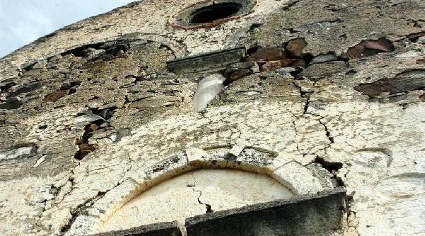 Kadi Kalesi Kilisesi Kültür Turizmine Kazandiriliyor