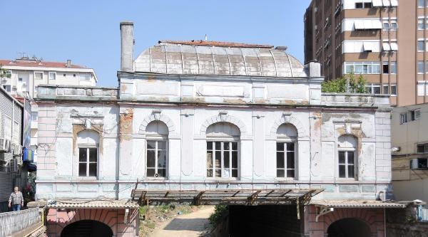 Kadıköy Belediyesi: Tren İstasyonlari Müze Olsun