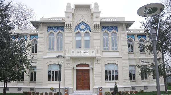 Kadıköy Tarih Edebiyat Ve Sanat Kütüphanesi Açıldı