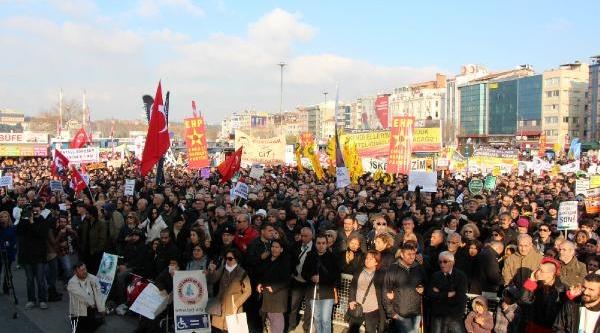 Kadiköy'de Istanbul Kent Mitingi (3)