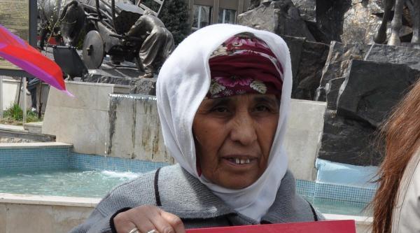 Kadın Cinayeti Duruşması Sonrası Protesto