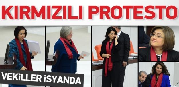 Kadın vekiller isyanda!