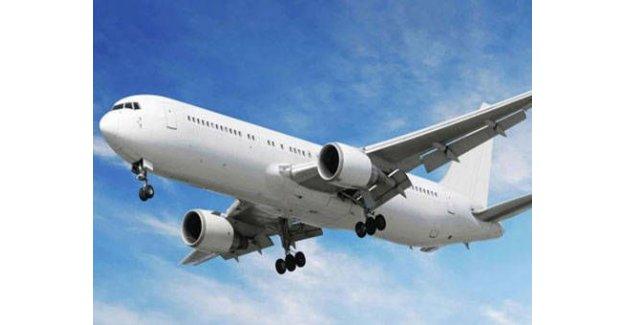 Kadın yolcu uçakta mastürbasyon yaptı!