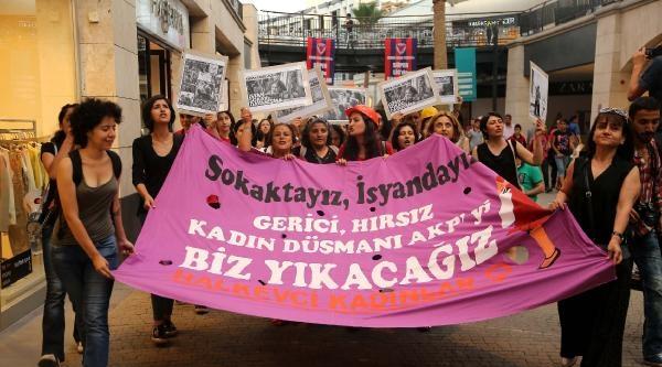 Kadınlardan Tencere Tavalı Gezi Anması