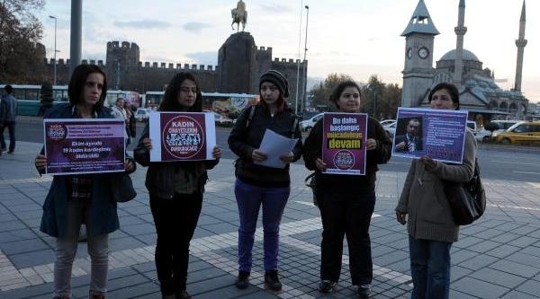 Kadinlardan, Valilere 'şiddeti Önleyin' Tepkisi