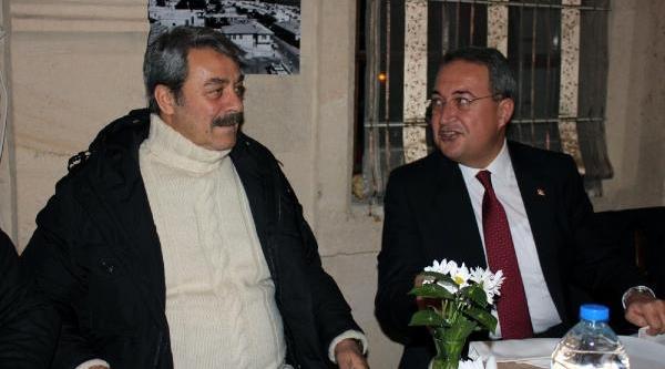 Kadir Inanir Nevşehir'de