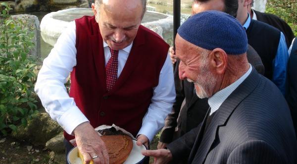 Kadir Topbaş Şile'nin Köylerini Gezdi