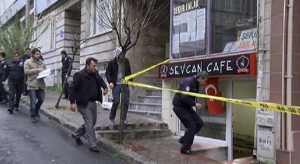 Kafede Silahlı Kavga: 3 Yaralı