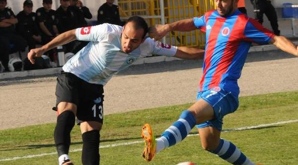 Kahramanmaraş Belediye-Bergama Belediye: 1-2