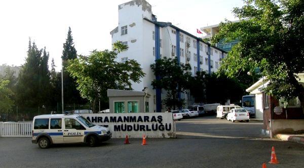 Kahramanmaraş Emniyeti Müdürlüğü'ndeki Patlamanın Yaraları Sarılıyor
