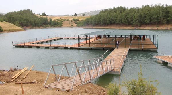 Kahramanmaraş'a 3 Milyon Liraya Su Sporları Merkezi