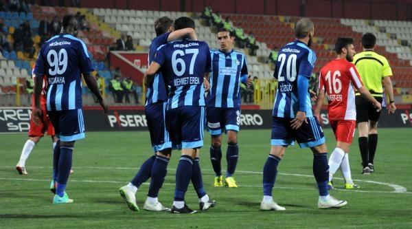 Kahramanmaraşspor-adana Demirspor: 1-4