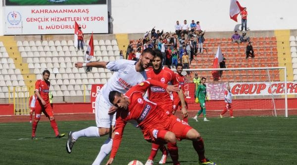Kahramanmaraşspor-fethiyespor Fotoğrafları