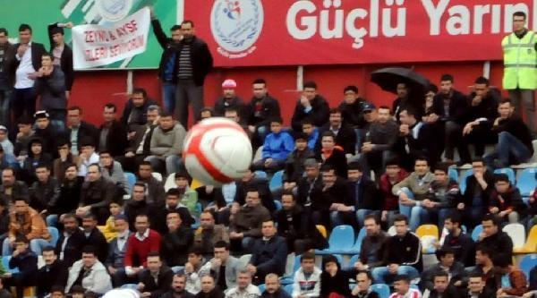 Kahramanmaraşspor-istanbul Büyükşehir Belediyespor: 1-3