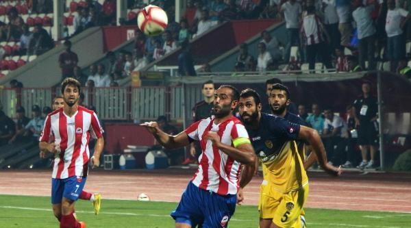 Kahramanmaraşspor-mke Ankaragücü: 1-2