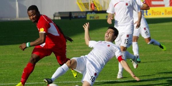 Kahramanmaraşspor - Tavşanli Linyitspor: 4-1