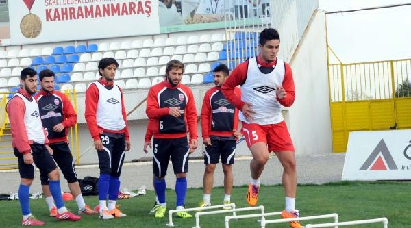 Kahramanmaraşspor, Tki Tavşanlı Linyitspor Hazırlıklarına Başladı