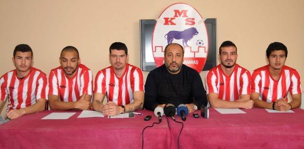 Kahramanmaraşspor'da 7 Transfer
