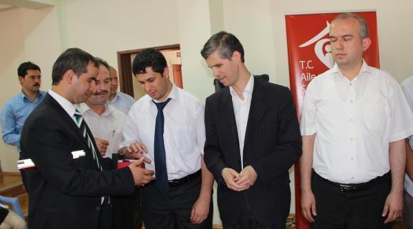 Kahramanmaraş'ta 173 Görme Engelliye Gören Göz Cihazı