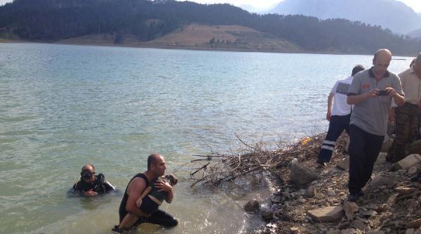 Kahramanmaraş'ta Baraj Gölüne Düşen Çocuk Boğuldu