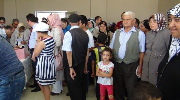 Kahramanmaraş'ta Dar Gelirli 750 Aileye Ev