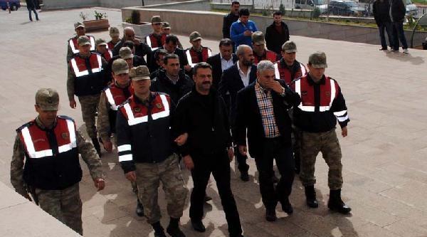 Kahramanmaraş'ta Dolandırıcılık Ve İhale Operasyonu: 13 Gözaltı