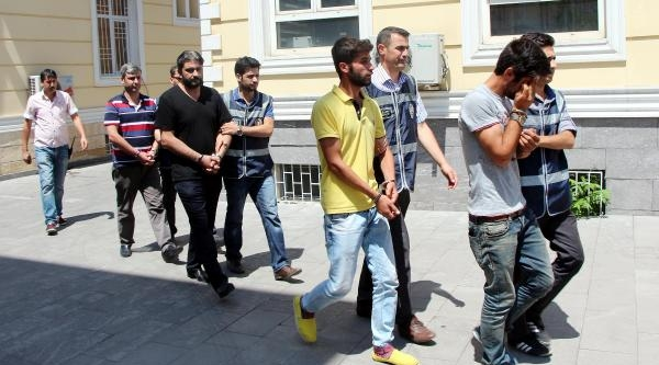 Kahramanmaraş'ta Gerginlik Sürüyor: 27 Gözaltı (2)