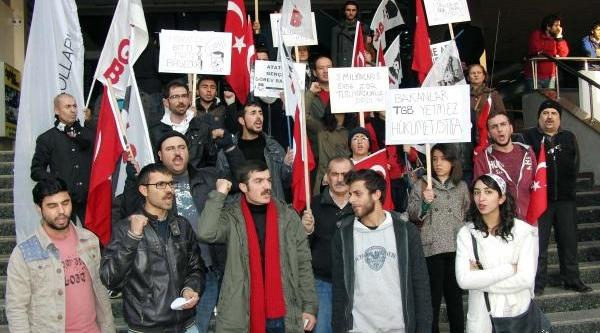 Kahramanmaraş'Ta 'Hükümet Istifa' Eylemi