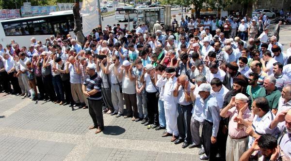 Kahramanmaraş'ta İsrail Protestosu