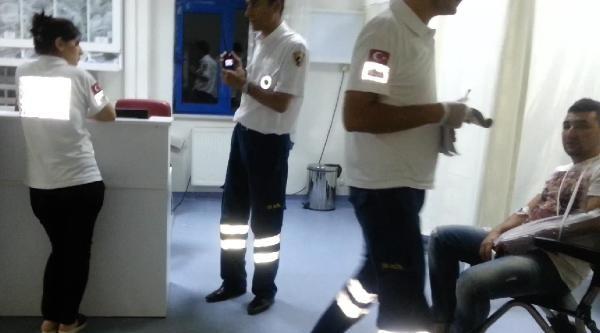 Kahramanmaraş'ta İşyerinin Duvarına İşeme Kavgası: 9 Yaralı