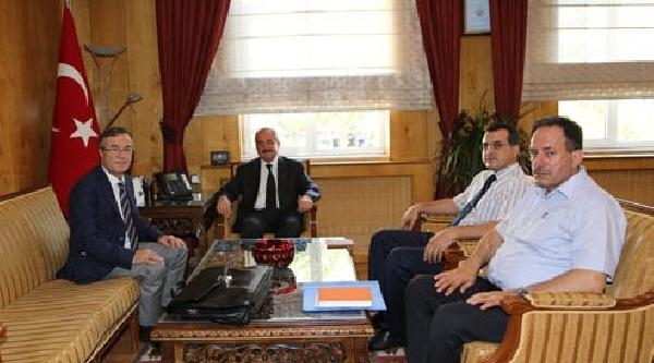 Kahramanmaraş'ta Karayolları Yatırımları Değerlendirildi